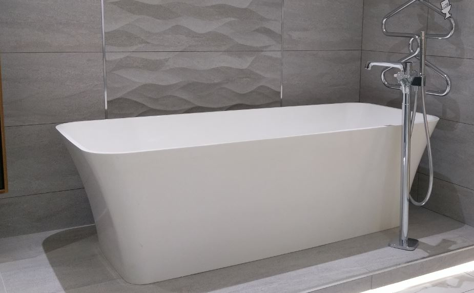 Clearwater Palermo Grande bath Free standing