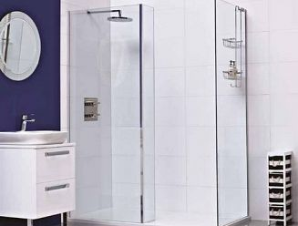 Instinct 6 Wetroom panel