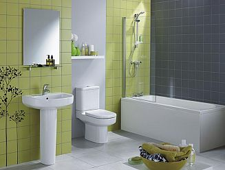 Ideal Standard Playa bathroom suite