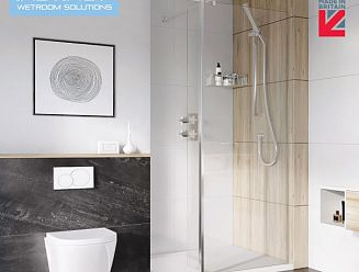Instinct 10mm wetroom panel