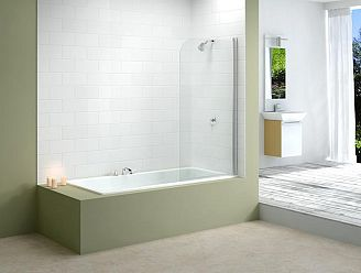 Instinct curve  bath screen