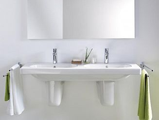 Incredible Design Wall Mount Bathroom Sink Small Double Picture For Narrow  Basin Ideas And Popular Narrow