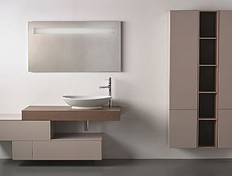 Sottini Ippari bathroom furniture basin and vanity